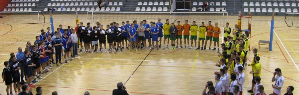 Wojewódzkie Mistrzostwa  Zrzeszenia LZS młodzieży szkół ponadgimnazjalnych w piłce siatkowej chłopców.
